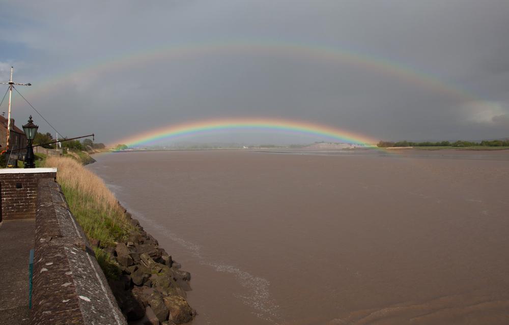 Cabinet rainbow