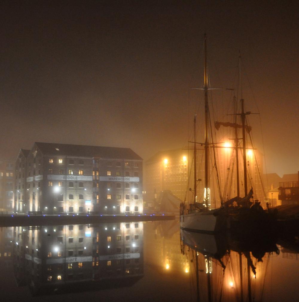 CRT docks fog sm