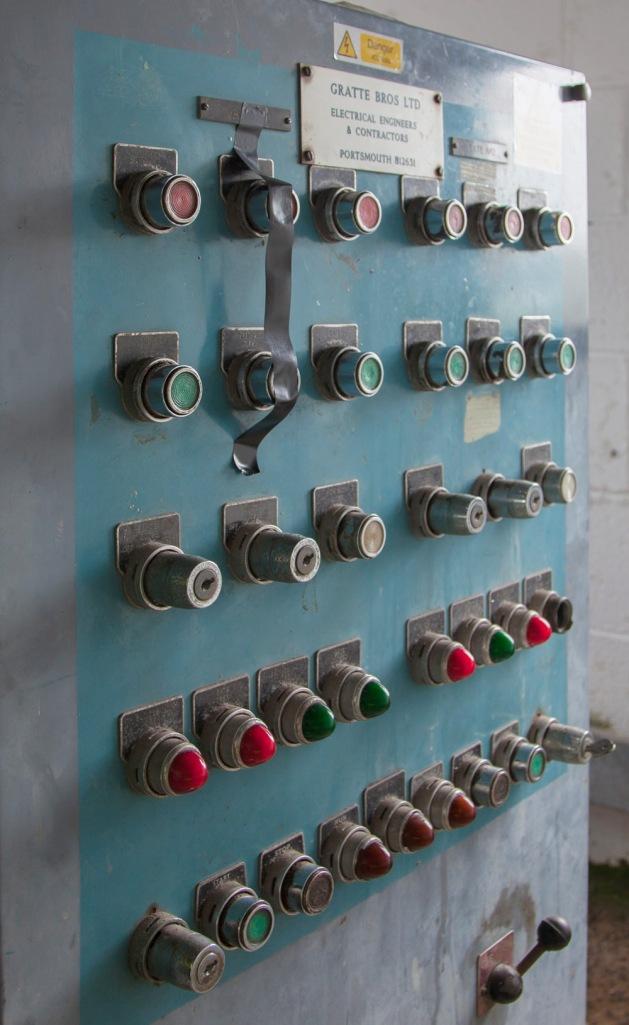 CRT control board sm2