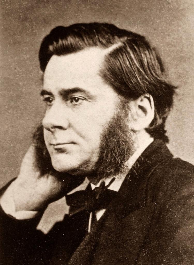 Thomas Henry Huxley ca. 1874