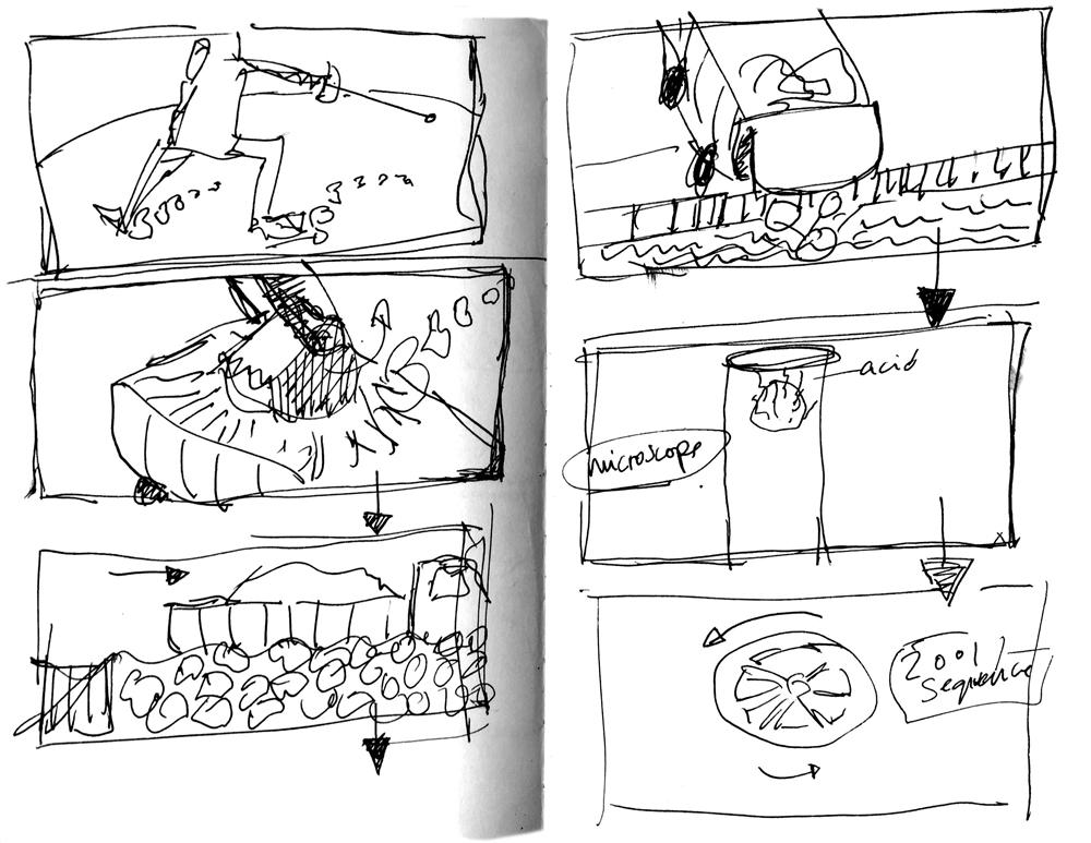 Chalk notebook storyboard 1000