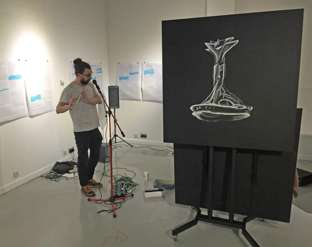 Chalk Tadek gallery Sm