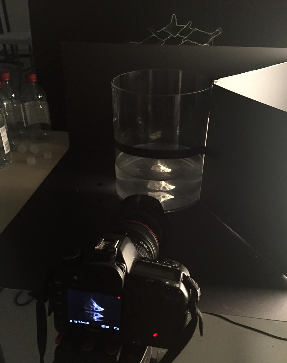 Chalk vinegar filming sm